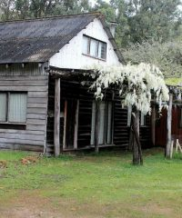 Worsley workers cottage