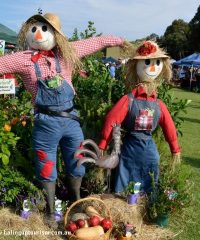 The scarecrows of Balingup